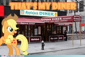 Ponies invading the real world