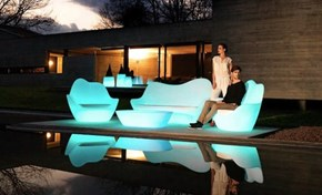 Get Illuminated With This Furniture