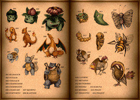 What About Before There Was a Pokedex?