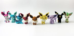 The Cutest Crocheted Eeveelutions You Will Ever See