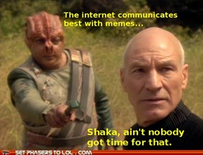 Darmok and Jalad at Memebase