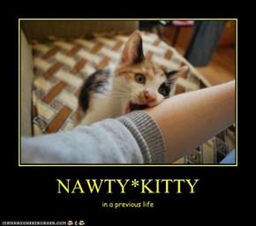NAWTY*KITTY
