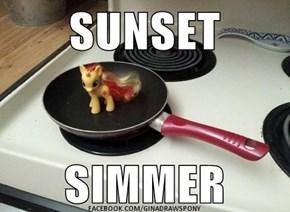 Sunset Simmer