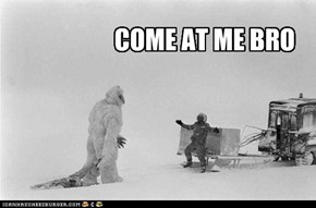 Chill as Hoth