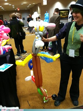Discord Balloon Animal!