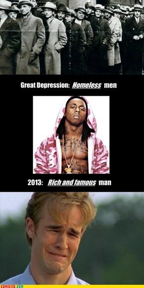 Self-Respect: 1930s vs. 2010s