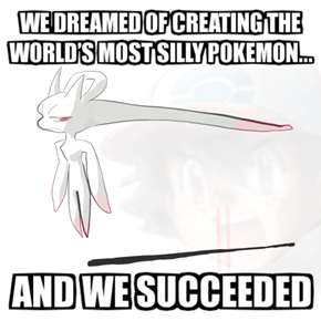 If Mewtwo's New Form is Real
