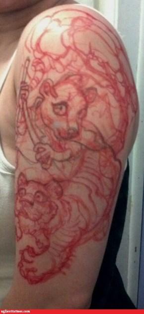 Lion King 3D?