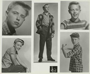 Christopher Walken Circa 1955
