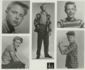 Christopher Walken Circa 1955