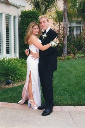 Did You Know Lance Bass and Danielle Fishel Were Once Together?