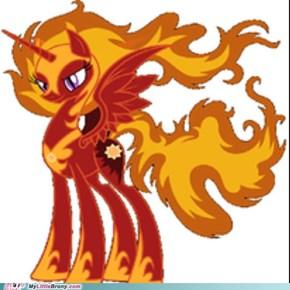 The day-mare sun