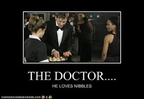 THE DOCTOR....