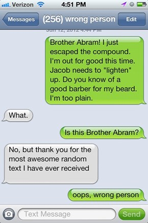 When Wrong Numbers Go Wrong