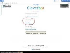 Cleverbot is a Hetalian...