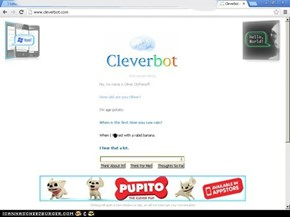 Oh the People Cleverbot has Spoken to