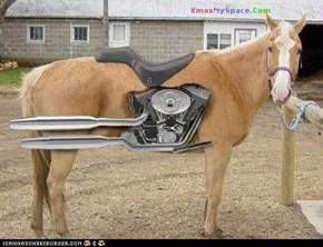 Motor Horse
