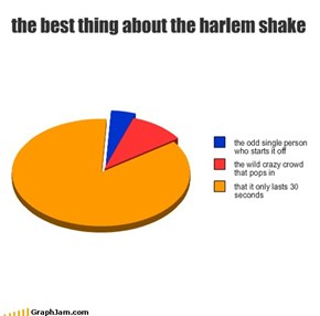 the best thing about the harlem shake