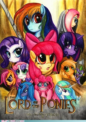 Lord of The Ponies