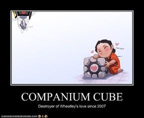 COMPANIUM CUBE