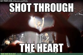 Shot Through the Heart