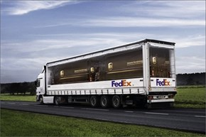 FedEx Goes for the Gut