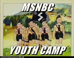 MSNBC     YOUTH CAMP