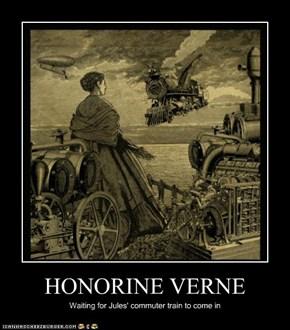 HONORINE VERNE