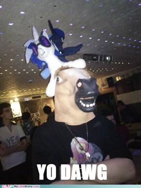 I heard you like ponies