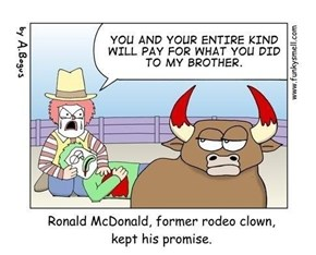 Origins: Ronald McDonald