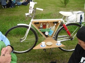 The Booze Bike