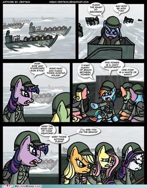 RP Thread: War in Equestria
