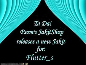 Psom's Jakit Shop New Release