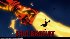 EPIC BROFIST