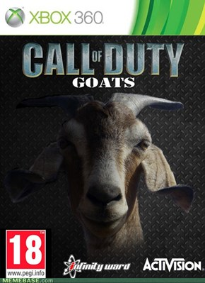 Call of Duty: Goats
