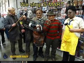 We shop S-MART
