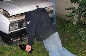 Don't Get Drunk and Try to Fix Cars