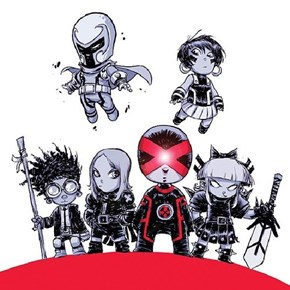 Adorable X-Men