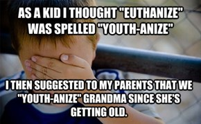 I'm Sorry Grandma