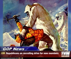 GOP News - Republicans on recruiting drive for new members