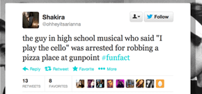 Appearing in HSM Was Only His First Crime