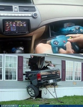 Nintendon't Game and Drive