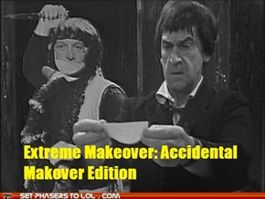 Extreme Makeover, Doctor Who Style