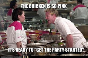 P!nk Chicken