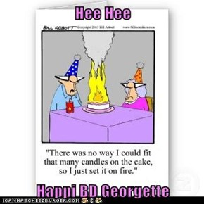 Hee Hee  Happi BD Georgette