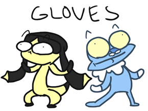 Gen VI Has a Glove Theme