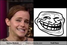 Emma and Troll