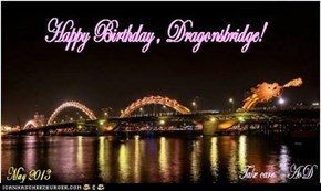 For Dragonsbridge~ May 13, 2013