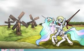 Dərp Quixote!