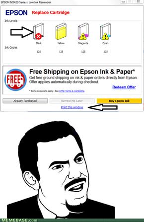 Seriously, Epson?
